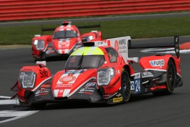 6 HOURS OF SILVERSTONE - RACE