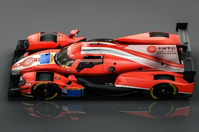CEFC MANOR TRS RACING TO RACE IN THE 2017 FIA WORLD ENDURANCE CHAMPIONSHIP