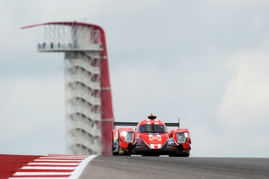 6 HOURS OF COTA - RACE