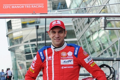 VITALY PETROV JOINS CEFC MANOR TRS RACING FOR 2017 CAMPAIGN
